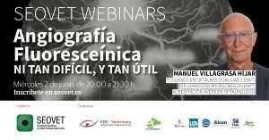 Angiografía Fluoresceínica ni tan difícil, y tan útil, con Manuel Villagrasa